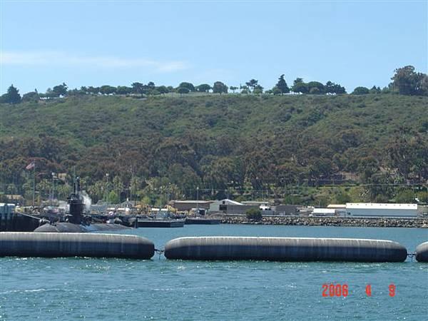 潛艇港區 2