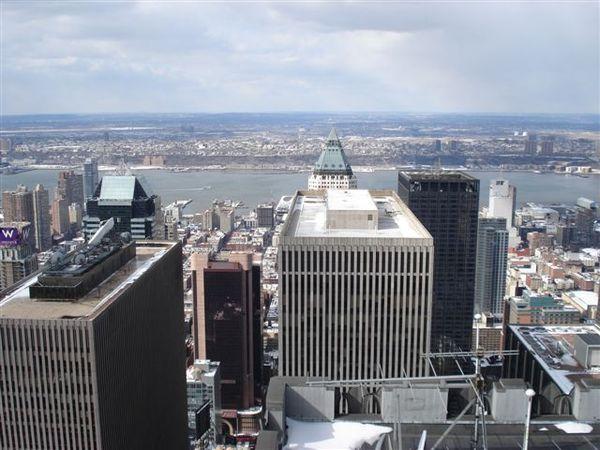 從洛克斐勒大樓鳥瞰13.jpg
