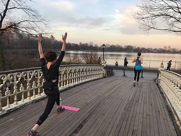 【美東】2018紐約中央公園走進電影之中看夕陽 住HI NYC Hostel