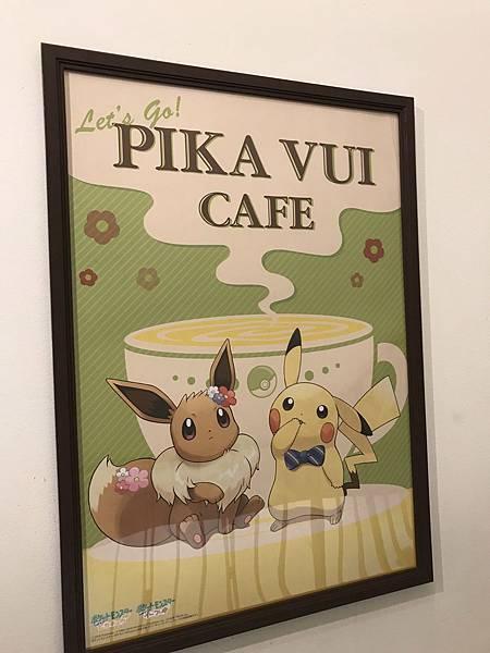 【日本大阪】精靈寶可夢 Let's Go!期間限定咖啡廳 The Guest Cafe