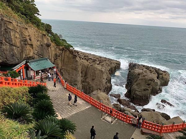 【日本九州】太平洋懸崖上的洞窟神社 宮崎鵜戶神宮 鳳凰休息站