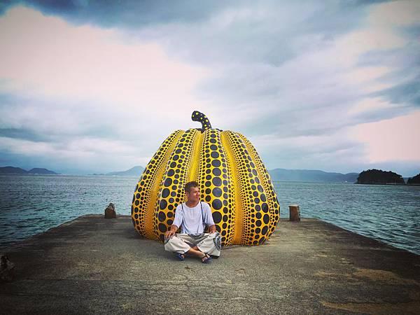 【日本四國】2019瀨戶內海藝術季 颱風來襲前的直島快閃