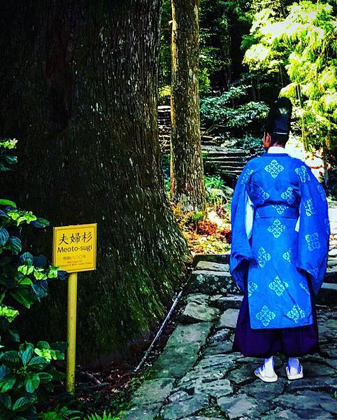 【日本關西】和歌山那智大門坂茶屋 平安時代服裝體驗