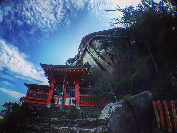 【日本關西】熊野速玉大社 元宮神倉神社巨岩絕景