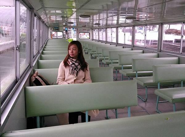 大沼公園遊船