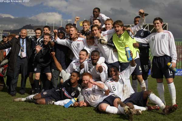 England 2006/7
