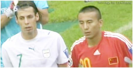 Fereydoon Zandi & Mao Jianqing