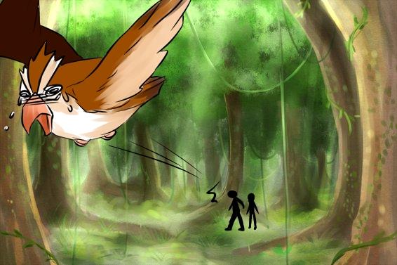 波波進化之森