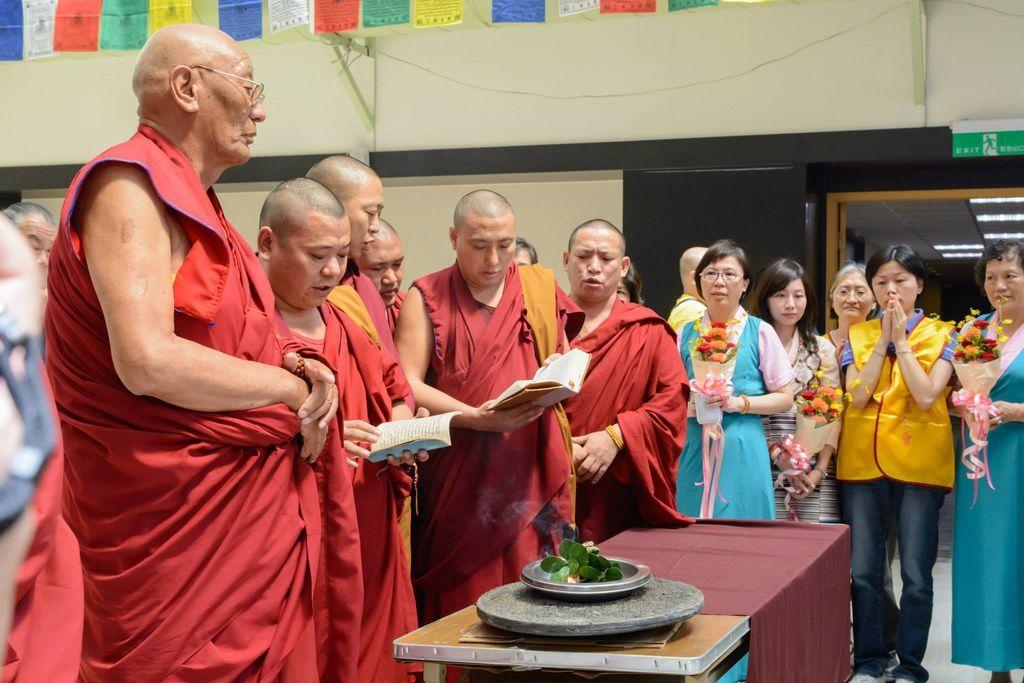 達賴喇嘛慶壽會o