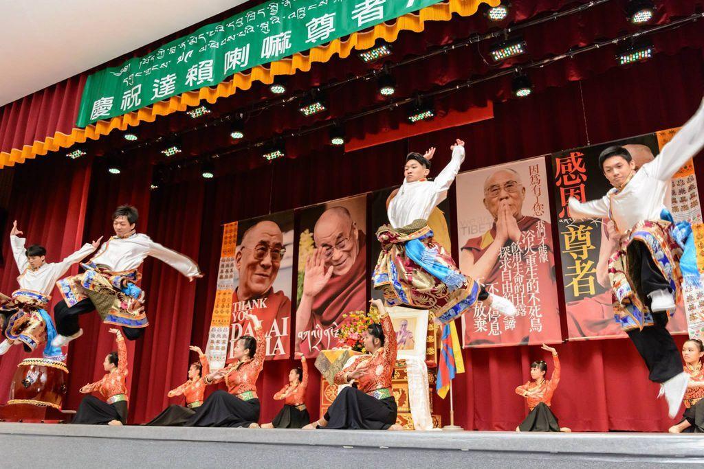 達賴喇嘛慶壽會13