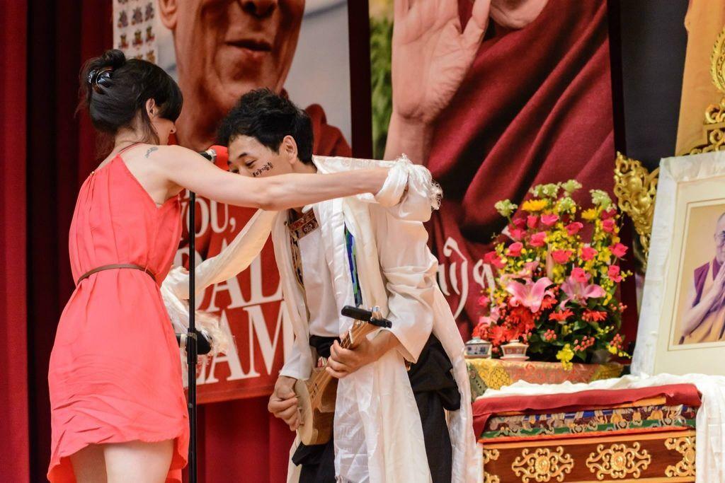 達賴喇嘛慶壽會8