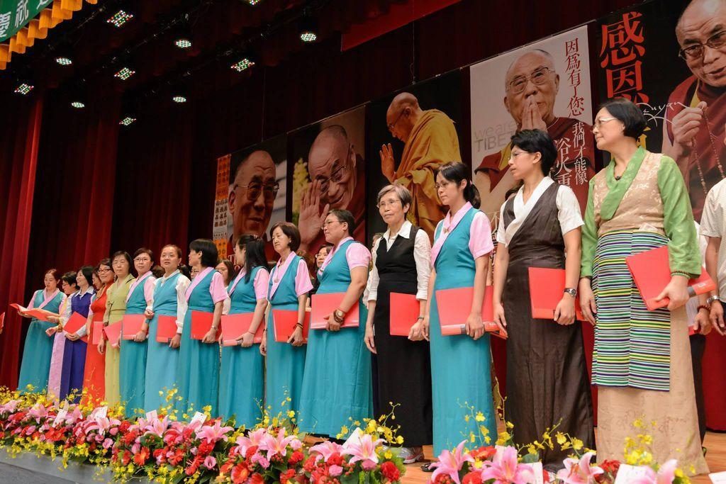 達賴喇嘛慶壽會7