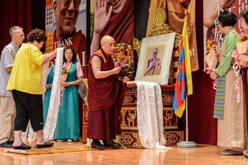 達賴喇嘛慶壽會10