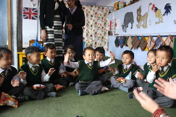 木蘇里西藏之家學校