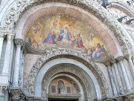聖馬可教堂之最後的審判