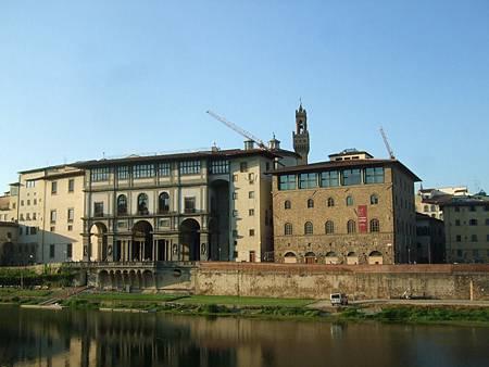 烏菲茲美術館與市政廳