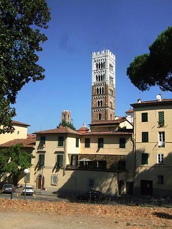 San Martino大教堂的塔