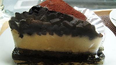 黑岩優格乳酪蛋糕