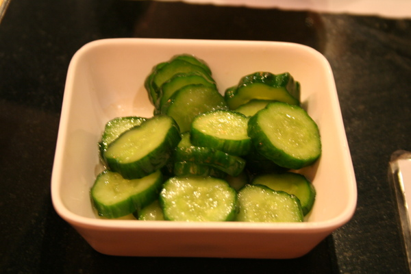 小菜-涼拌小黃瓜