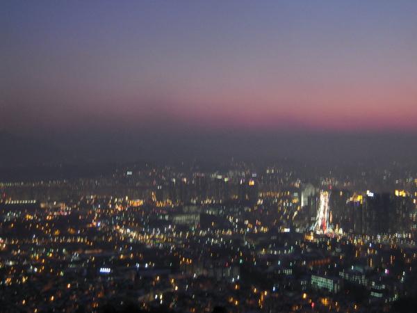 南山下的首爾