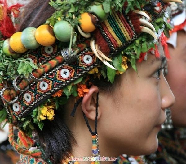 原住民美女多
