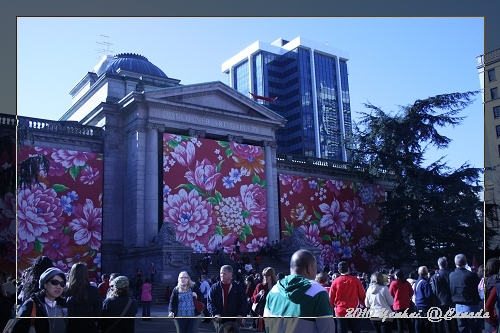 溫哥華街頭-美術館
