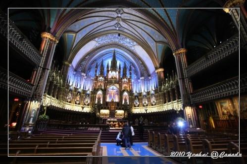 MONTREAL聖母院