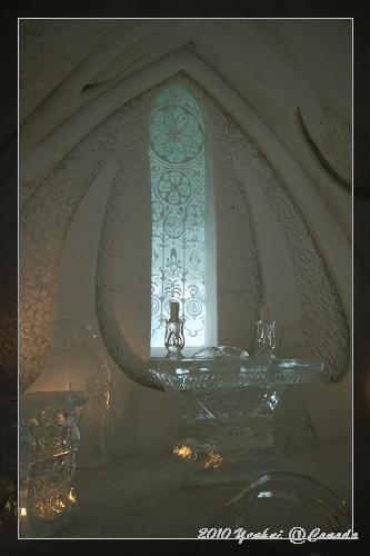 ICE HOTEL-教堂