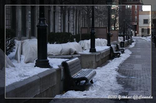 MONTREAL-舊城區