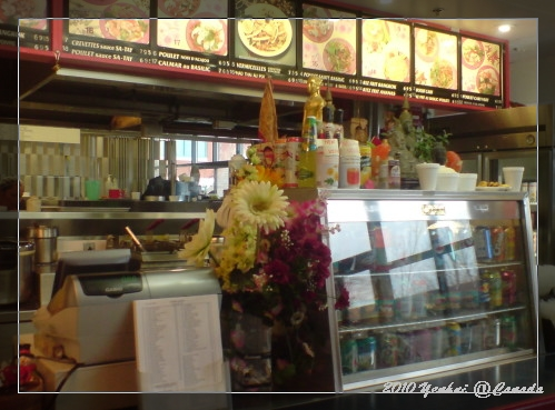 號稱MONTREAL最好吃的泰國餐