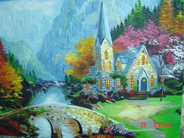 我很喜歡的一幅畫~^^