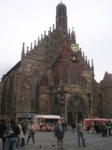 紐倫堡 3 聖母教堂