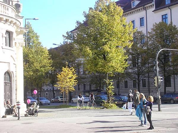 慕尼黑 7 街頭
