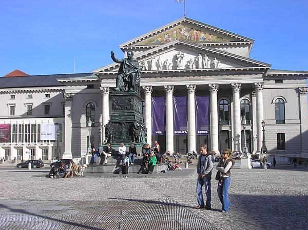 慕尼黑 8 歌劇院