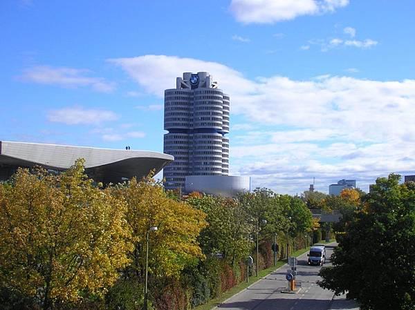慕尼黑 13 BMW 總部