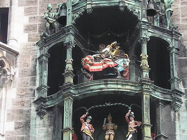 慕尼黑 14 木偶戲