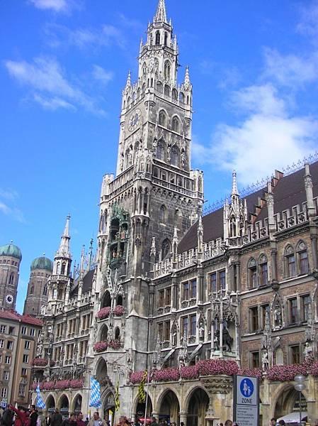 慕尼黑 15 新市政廳