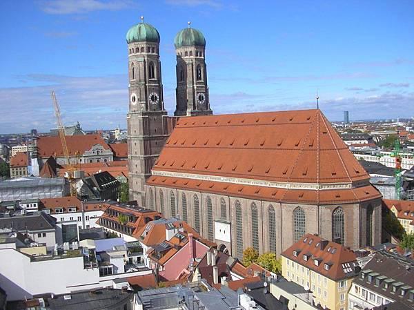 慕尼黑16 聖母教堂