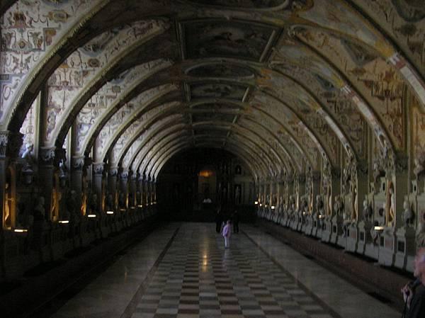 慕尼黑 19 皇宮內部