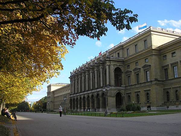 慕尼黑 20 皇宮