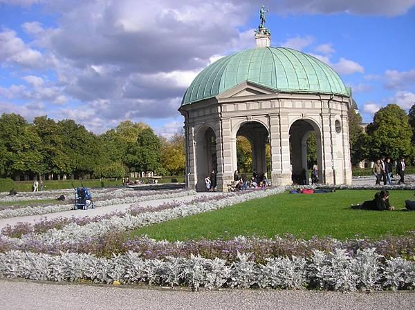慕尼黑 21 皇宮花園