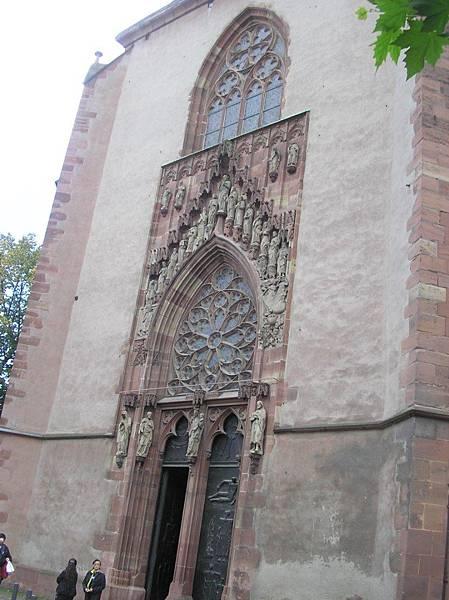 法蘭克福 8 Kaiserdom 大教堂