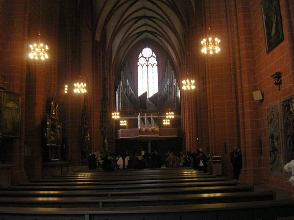 法蘭克福 9 Kaiserdom 大教堂