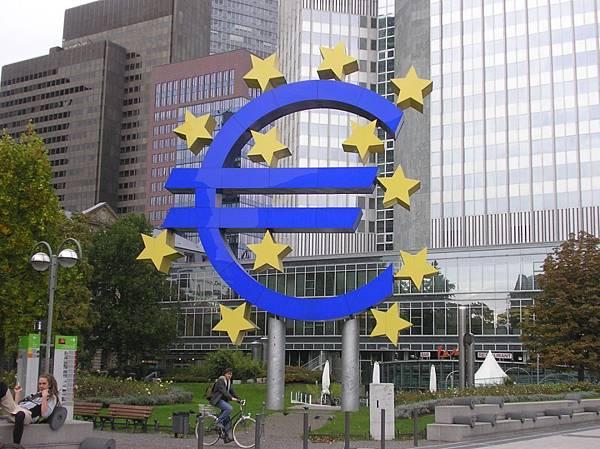 法蘭克福 14 大歐元