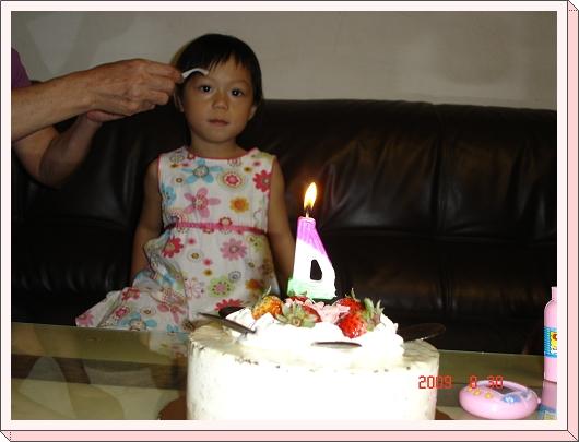 淇淇妹的生日
