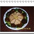 鮑魚燴白菜