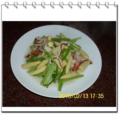 香芹蘭花蚌