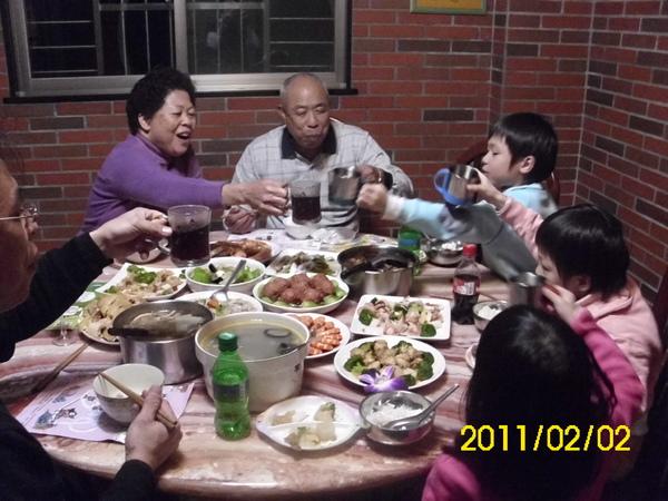 2011團圓飯