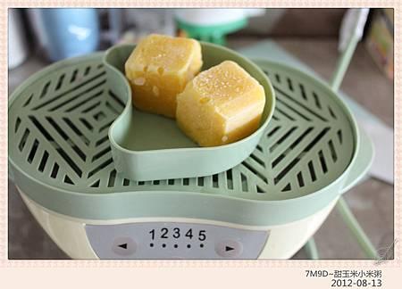 甜玉米小米粥-10