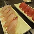 20120308 野人聚餐@竹壽司